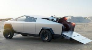 Tesla nie kończy na samochodach. W drodze także cyberquad