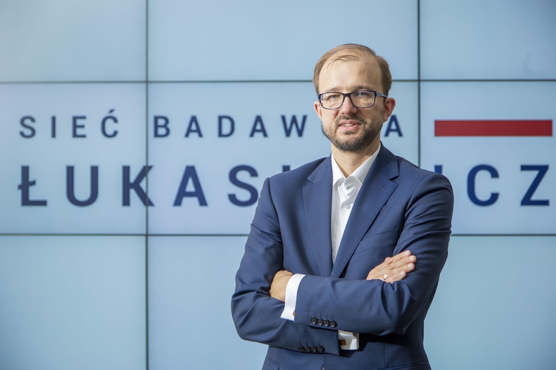 Piotr Dardziński zwraca uwagę na polskie szanse w komunikacji kwantowej (fot. PTWP / Piotr Waniorek)