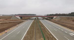 Otwarto dla tranzytu autostradę A1 wokół Częstochowy