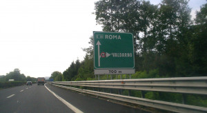 Będą podwyżki za przejazd włoskimi autostradami