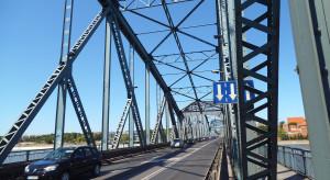 W dużym mieście most drogowy przez Wisłę do przebudowy
