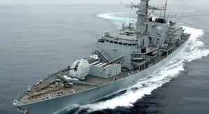 Marynarka wojenna będzie eskortować brytyjskie statki