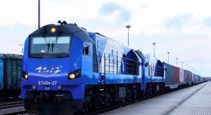 Pierwszy pociąg kontenerowy z Chin dotarł na Śląsk