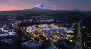 Toyota zbuduje miasto zasilane wodorem