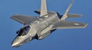 Pentagon i Lockheed Martin z roczną umową w sprawie F-35