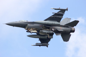 Izrael stracił osiem samolotów F16