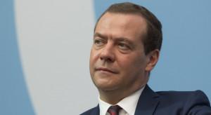 Rząd Rosji podał się do dymisji