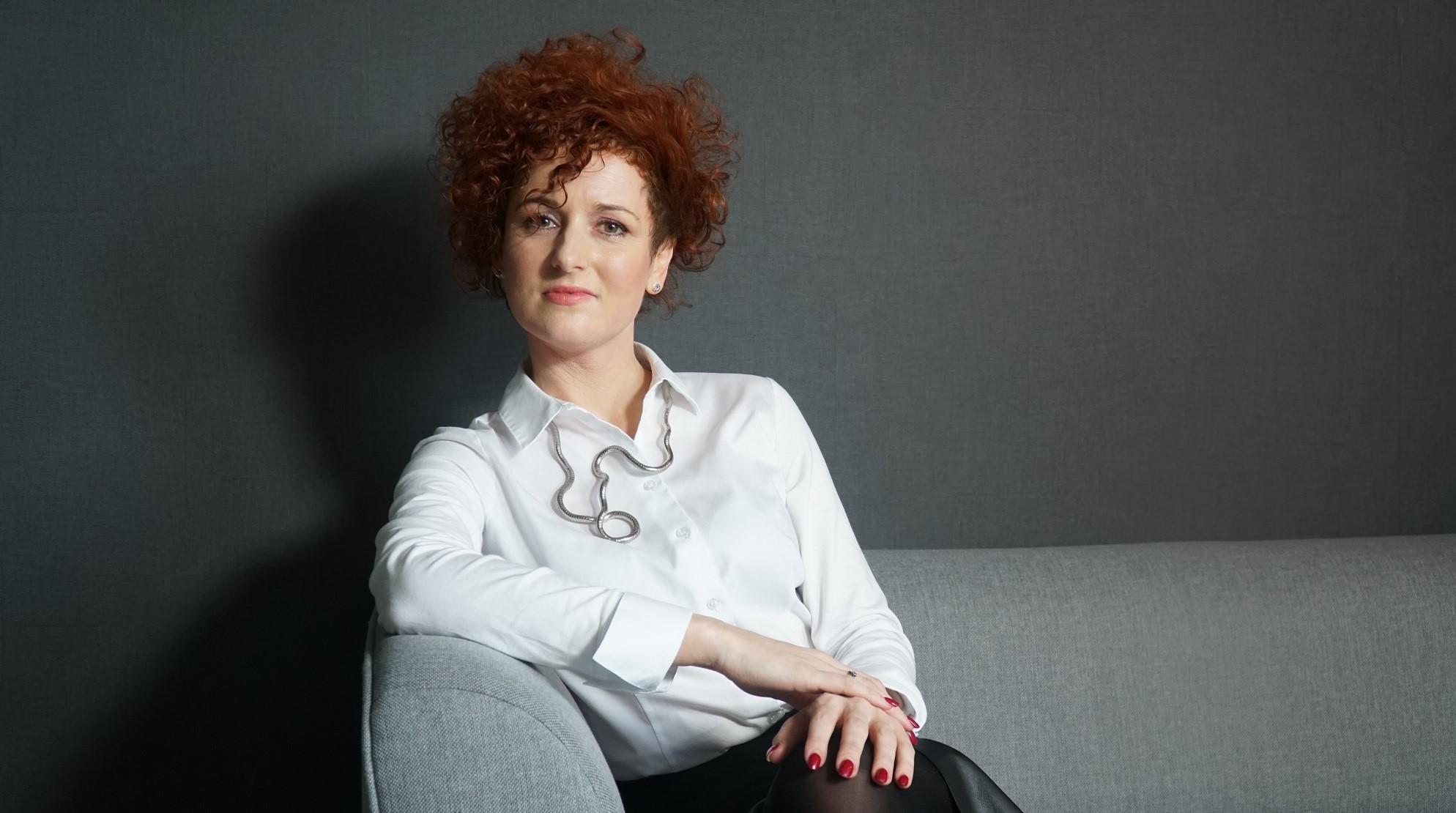 Ewelina Woźniak-Szpakiewicz. Fot. PTWP (Michał Oleksy)