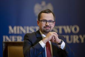 Marcin Horała zdradza zasady wykupu działek pod CPK i przyszłe losy Okęcia