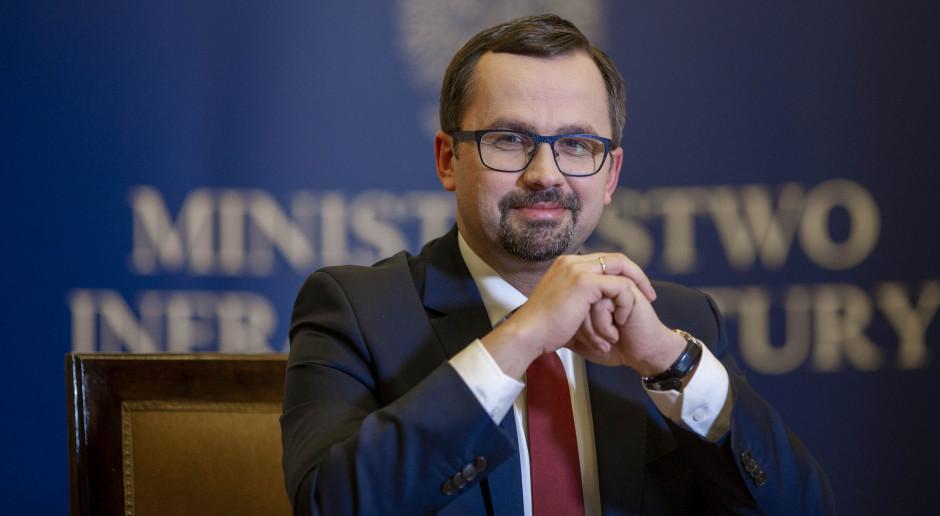 Marcin Horała zdradza zasady wykupu działek pod CPK i przyszłe...