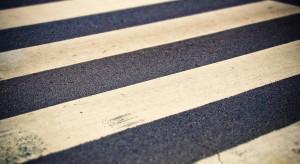Weber: projekt zwiększający m.in. bezpieczeństwo pieszych wpisany do wykazu programowania prac rządu