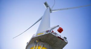 Farma wiatrowa większa niż Malta już prawie ukończona