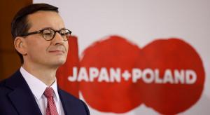 Mateusz Morawiecki spodziewa się miliardów złotych z Japonii