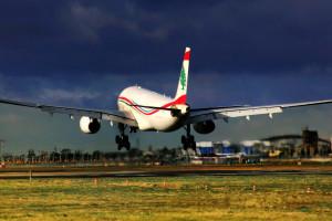 Zielone hamowanie lotnictwa.