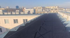 Farma fotowoltaiczna zagościła na dachu ministerstwa