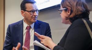 Mateusz Morawiecki: cele klimatyczne realizujemy w tempie, w jakim możemy