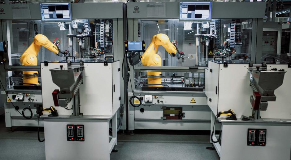 Bosch uruchomił nową linię produkcyjną pod Wrocławiem