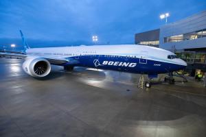 Pierwszy lot nowego pasażerskiego Boeinga 777X
