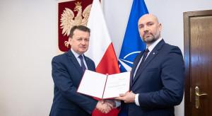Sebastian Chwałek wiceministrem obrony