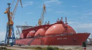 Francja importuje rekordowe ilości gazu LNG