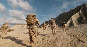 Samolot wojskowy USA rozbił się w Afganistanie
