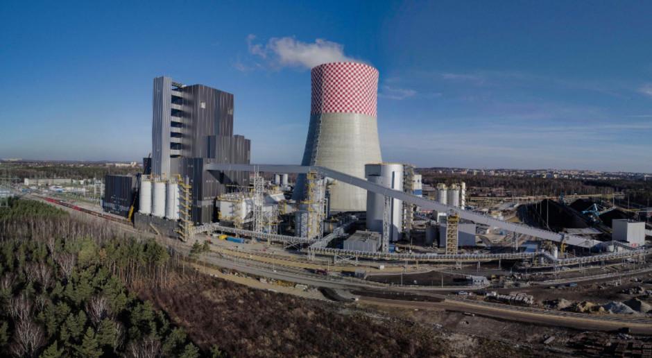 Nowy blok 910 MW w Elektrowni Jaworzno III na finiszu. To nie koniec wielkich otwarć