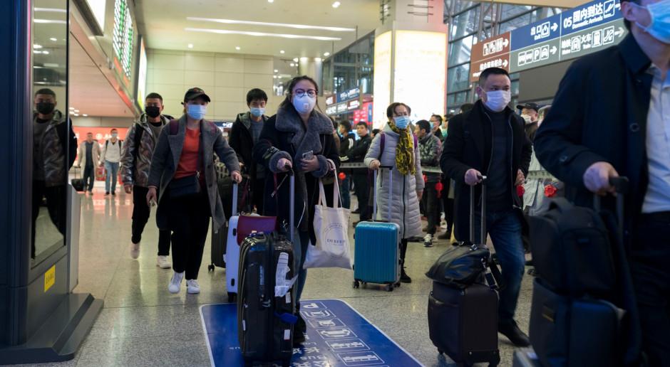 Koronawirus. HSBC i Shell wysyłają pracowników do domu w Hong Kongu i Singapurze