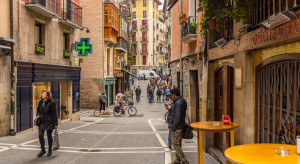 Hiszpania: Strajk generalny sparaliżował Nawarrę i Kraj Basków