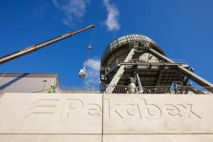 Pekabex uruchamia jedną z najnowocześniejszych fabryk w Europie