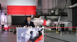 Mariusz Błaszczak polskie F-35 mają znaczenie dla NATO
