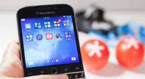 TCL w sierpniu przestanie produkować smartfony BlackBerry