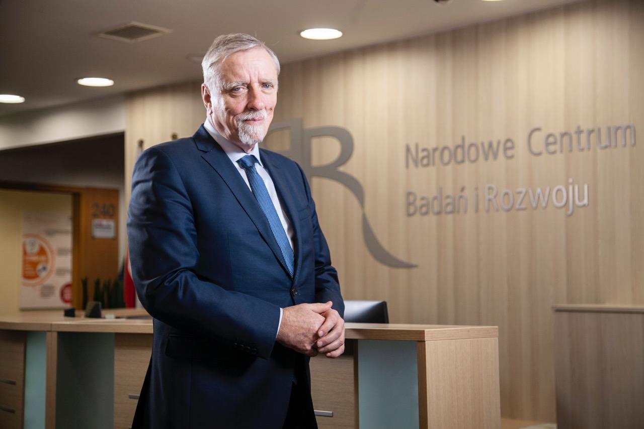Wojciech Kamieniecki, dyrektor NCBiR (fot. PTWP)