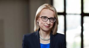 Teresa Czerwińska kandydatką na wiceprezesa Europejskiego Banku Inwestycyjnego