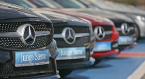 Daimler planuje zwolnić 15 tys. osób. Odchudza też ofertę produktową