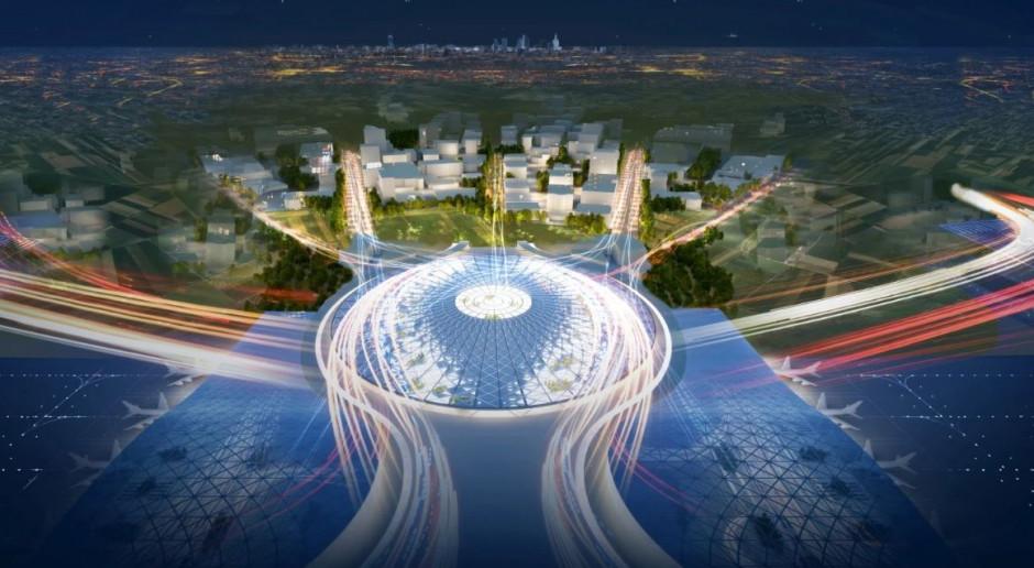 Protesty będą negatywnie rzutować na budowę Centralnego Portu Komunikacyjnego