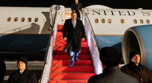 Euroazjatyckie tournée Amerykanów rozdrażniło Rosję i Chiny