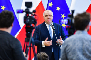 Jacek Sasin: narodowi czempioni sprawdzają się w czasach pandemii
