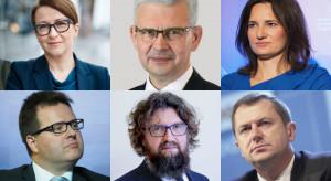 Przedstawiciele rządu, prezesi, menedżerowie na EEC Trends