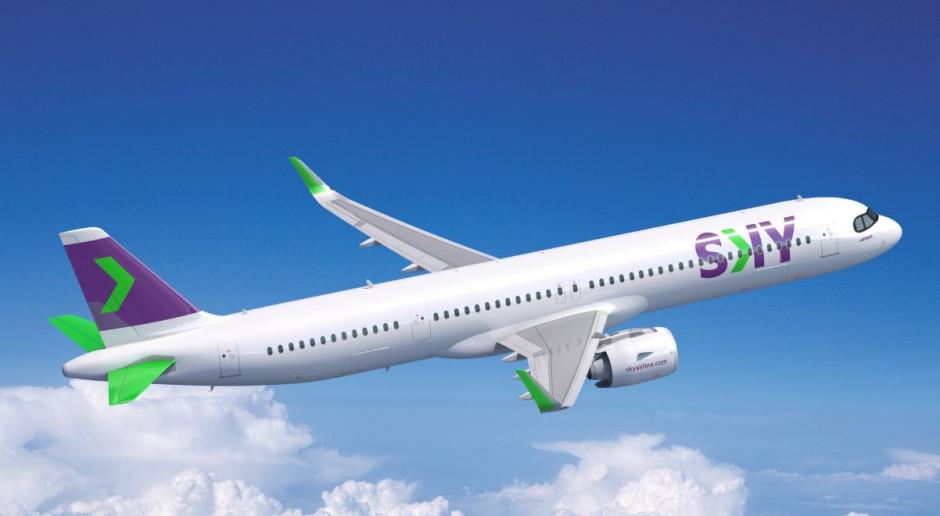 Lotniczy hit Airbusa podbija rynek