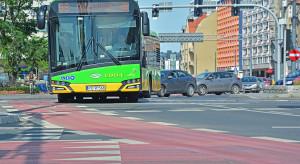 Poznański przewoźnik wzbogacił się o e-autobusy z panelami fotowoltaicznymi
