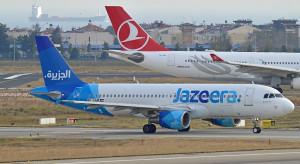 Linie Jazeera Airways szukają samolotów