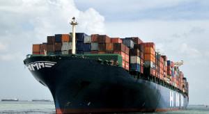 Transport morski jako barometr wskazuje na recesję