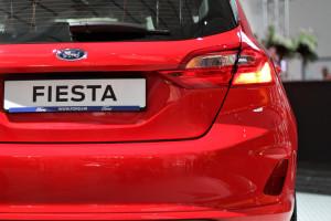 Ford ograniczy produkcję Fiesty w reakcji na mniejszy popyt w Wlk. Brytanii