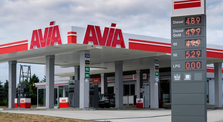 Polski operator ma już trzy stacje paliw w Kijowie