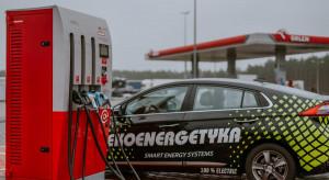Ekoenergetyka dostarczyła ładowarki aut elektrycznych na 27 stacji PKN Orlen