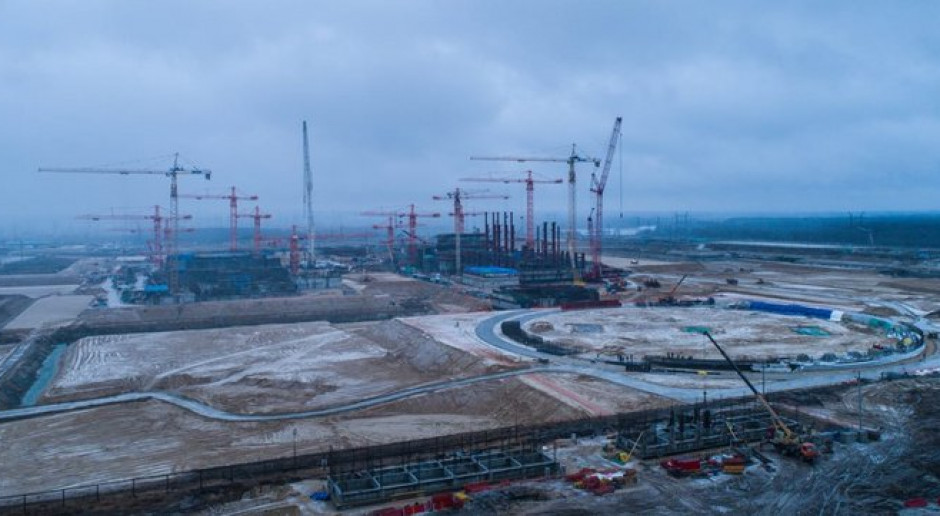APS Energia z kolejnymi dostawami do elektrowni jądrowej Kursk 2