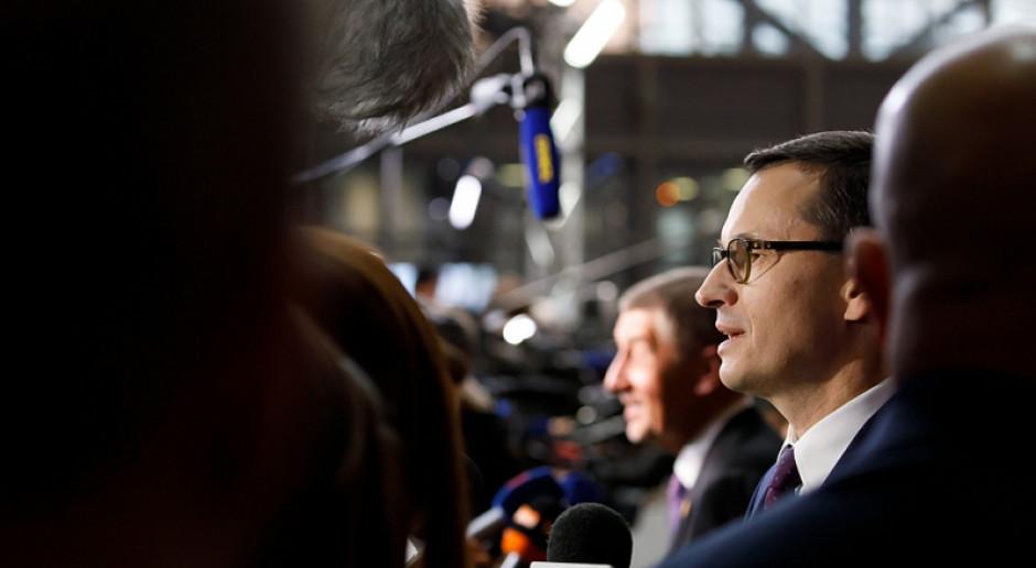 Mateusz Morawiecki: Wieści są dobre. Pojawiły się dodatkowe miliardy dla Polski