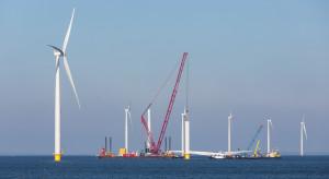 Polska ma jedną trzecią potencjału morskich wiatraków na Bałtyku