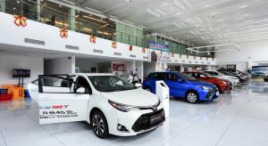 Koronawirus prawie zatrzymał sprzedaż samochodów w Chinach