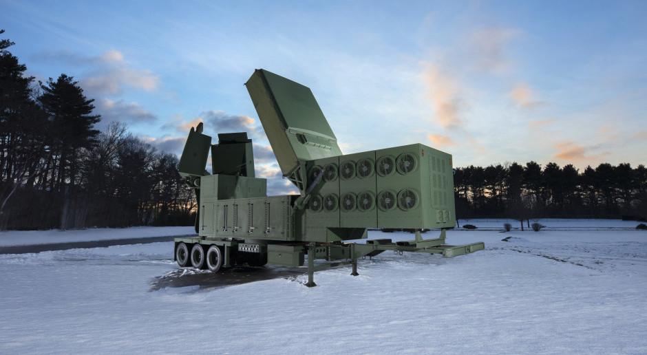 Raytheon zbudował pierwszą antenę radaru LTAMDS. Polska chce takie radary dla tarczy powietrznej Wisła